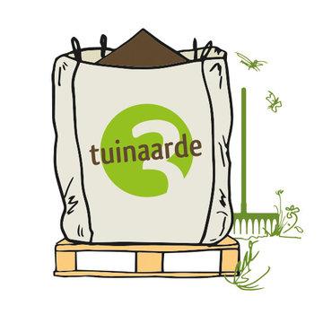 Biologische Tuinaarde - Big Bag